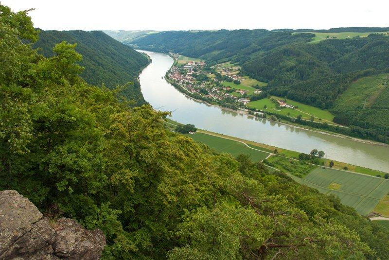 Blick vom Ebenstein